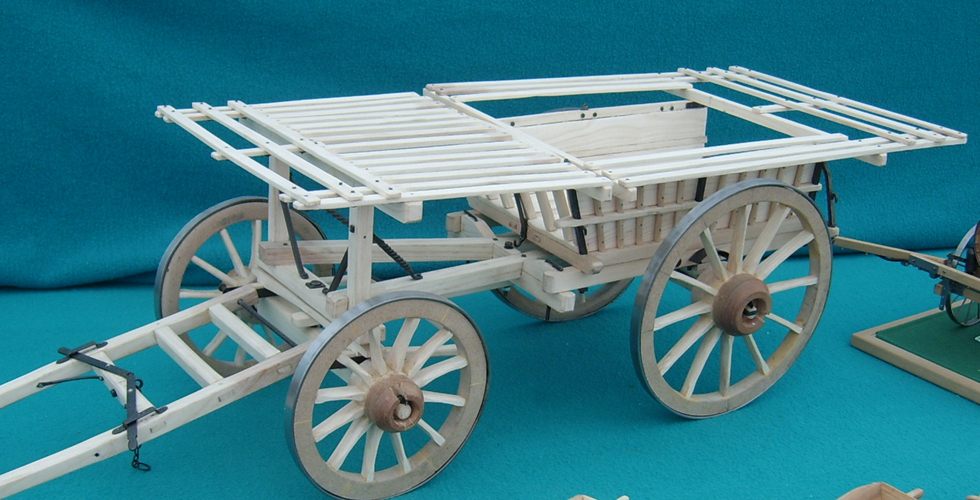 the guild of model wheelwrights - farm waggons farm carts woodland